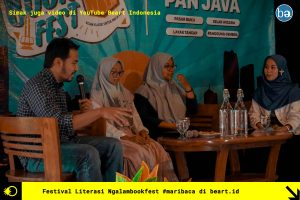cover beart ngalambookfest