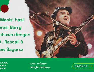 Barry Likumahuwa cover beart